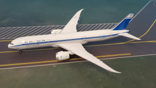 NG55023 | NG models 1:400 | Boeing 787-9 EL AL 4X-EDF, 'Retro' | is due: December 2019