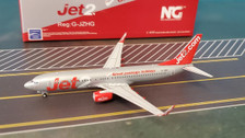NG58033 | NG Model 1:400 | Boeing 737-800WL Jet2 G-JZHG | is due: December 2019