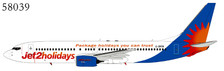 NG58039 | NG Model 1:400 | Boeing 737-800 Jet2 Holidays G-DRTB | is due: December 2019