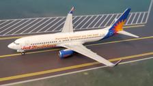 NG58038 | NG Model 1:400 | Boeing 737-800WL Jet2 Holidays G-JZHA | is due: December 2019