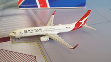 B-7380003A | NG Model 1:400 | Boeing 737-800WL Qantas VH-VXP | is due: December 2019