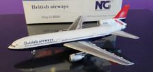 NG31008   NG Model 1:400   L-1011 TriStar 100 British Airways,'Negus' G-BBAI