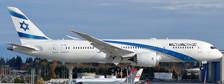 XX4247A | JC Wings 1:400 | Boeing 787-8 EL AL 4X-ERA (flaps down) | is due: January 2020