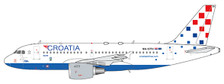 XX4065 | JC Wings 1:400 | Airbus A319 Croatia Airlines 9A-CTH, '25 Years Godina Livery' | is due: January 2020