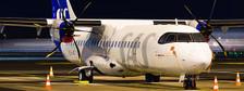 XX2421 | JC Wings 1:200 | ATR72-600 SAS Scandinavian Nordica ES-ATI | is due: January 2020