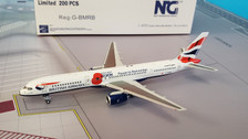 NG53129 | NG Model 1:400 | Boeing 757-200 British Airways, 'Pause to Remember' G-BMRB