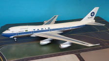 IF742RG0719 | InFlight200 1:200 | Boeing 747-200 Varig PP-VNC (polished, with stand)