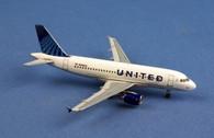 AC419664A | Aero Classics 1:400 | Airbus A319 United Airlines N876UA