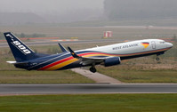 PH4301 | Phoenix 1:400 | Boeing 737-800WL  West Atlantic G-NTPA | is due: January 2020