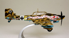AA32502 | Corgi 1:72 | Junkers Ju 87 Stuka Luftwaffe T6+CP, 6/StG 2, Libya, July 1941