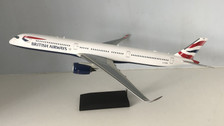 DMGXWBA | Desktop Models 1:100 | Airbus A350-1000 British Airways G-XWBA