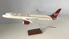 DMGVAHH | Desktop Models 1:100 | Boeing 787-9 Virgin G-VAHH