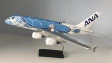 DMJA381A | Desktop Models 1:100 | Airbus A380 ANA