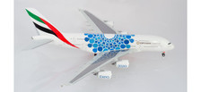 570800 | Herpa Wings 1:200 1:200 |  Airbus A380Emirates A6-EOC, Expo 2020 Dubai 'Mobility' livery,(Plastic) | is due: March / /April 2020