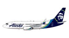 GJASA1871 | Gemini Jets 1:400 1:400 | Boeing 737-700 Alaska Airlines N614AS