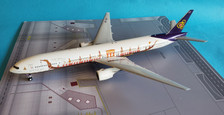 G2THA875 | Gemini Jets 1:200 | Boeing 777-300 Thai Airways International HS-TKF,'Royal Barge' (with stand)