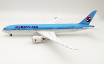 B-789-KL-85 | InFlight200 1:200 | Boeing 787-9 Korean Air HL8085 (with stand) (84pcs)