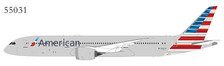 NG55031 | NG Model 1:400 | Boeing 787-9 American Airlines N832AA | is due: January 2020