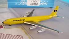 AC419691 | Aero Classics 1:400 | Boeing 707-300F German Cargo D-ABUE