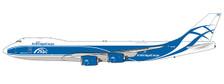 XX4162 | JC Wings 1:400 | Boeing 747-8F Air Bridge Cargo VQ-BGZ | is due: January 2020