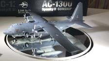 AVFS-1912025 | Miscellaneous 1:144 | AC-130U Hercules Gunship Spooky II 4th SOS 92-0253