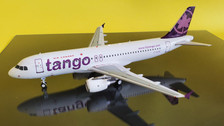 B-320-ACT-01 | Blue Box 1:200 | Airbus A320-200 Tango C-FLSF (with stand)