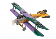 AA37810 | Corgi 1:48 | Albatros D.V 2111/17 'M', Martin Mallmann, Jasta 19 'Les Tangos', Western Front, Jan 1918, Shot down by 'The Grim Reapers'