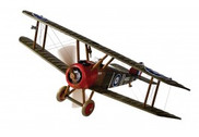 AA38110 | Corgi 1:48 | Sopwith Camel F.1. Wilfred May, 21st April 1918, Death of the Red Baron