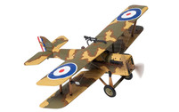 AA37709 | Corgi 1:48 | SE5a D3511 Major R. S Dallas CO RAF No.40 Squadron Bruay Aerodrome France May 1918 Top Australian air ace of WWI