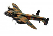 AA32626 | Corgi 1:72 | Avro Lancaster B.1 PA474 operated by The Battle of Britain Memorial Flight the only airworthy Lancaster in Europe