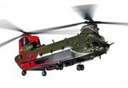 AA34215 | Corgi 1:72 | Boeing Chinook HC.4 ZA712 RAF No.18 (B) Squadron 100 Years