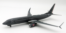 JF-737-8-002 | JFox Models 1:200 | Boeing 737-800 Mexican Air Force 3528 (with stand) | is due: February 2020