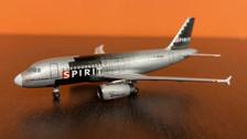 AC419663 | Aero Classics 1:400 | Airbus A319 Spirit Airlines N525NK