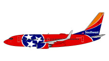 GJSWA1413 | Gemini Jets 1:400 1:400 | Boeing 737-700 Southwest N922WN | is due: February 2020