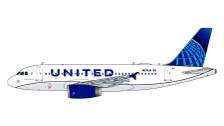 GJUAL1914 | Gemini Jets 1:400 1:400 | Airbus A319 United N876UA