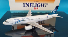 IF320NZ0220 | InFlight200 1:200 | Airbus A320-232 Air New Zealand ZK-OJD (with stand)