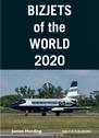 BOTW20 | Mach III Publishing Books | Bizjets of the World 2020 - James Herding