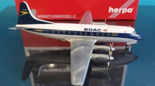 570817 | Herpa Wings 1:200 1:200 | Vickers Viscount 700 BOAC Scottish Princess (die-cast)