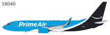 NG58040 | NG Model 1:400 | Boeing 737-800BCF/w Prime Air N5147A | is due: March 2020