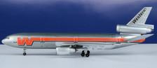 ACN912WA   Aero Classics 1:400   DC-10-10 Western Airlines N912WA,'Bud Lite'