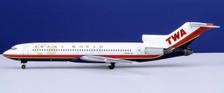 ACN54342   Aero Classics 1:400   Boeing 727-231TWA N54342