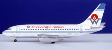 ACN138AW   Aero Classics 1:400   Boeing 737- 2E3 American West Airlines N138AW