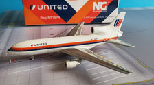 NG35006 | NG Model 1:400 | L-1011 TriStar 500 United Airlines N514PA | is due: March 2020