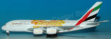 533812 | Herpa Wings 1:500 | Airbus A380 Emirates A6-EEY Expo 2020 Dubai opportunity Livery