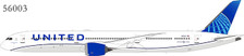 NG56003 | NG Model 1:400 | Boeing 787-10 United N12010 | is due: March 2020