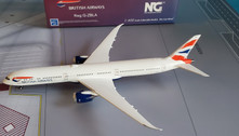 NG56006 | NG Model 1:400 | Boeing 787-10 British Airways G-ZBLA