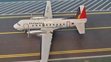 AC419676 | Aero Classics 1:400 | HS-748 Philippines Airlines RP-C1024