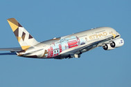 PH04316 | Phoenix 1:400 | Airbus A380 Etihad A6-APC | is due: April 2020
