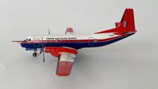 SWXS606 | Small World 1:200 | Hawker Siddeley Andover C.1 ETPS XS606