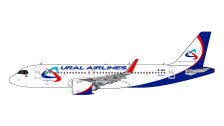 GJSVR1910 | Gemini Jets 1:400 1:400 | Airbus A320neo Ural Airlines VP-BRX | is due: May 2020